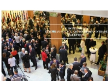 EUROPE DAY-EUROPEAN COUNCIL ON TOURISM AND TRADE-general view