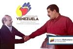 President Nicolas Maduro and President AntonCaragea