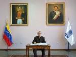 President Anton Caragea at MirafloresPalace-web