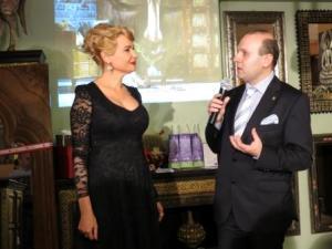 President Anton Caragea la Exotique
