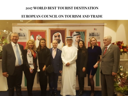 UAE WORLD BEST TOURIST DESTINATION 2017