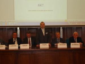 professor Anton Caragea-President of Eurasian Conference