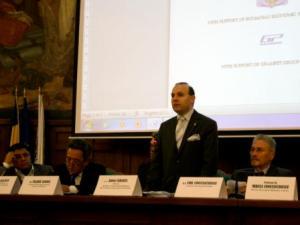 professor dr.Anton Caragea at kazakhstan 2050