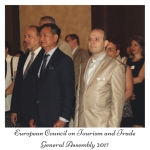 EUROPEAN COUNCIL ON TOURISM AND TRADE 2017(30)